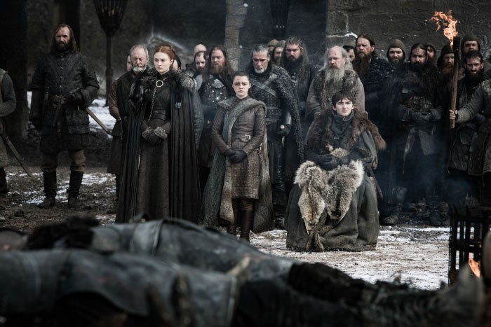 Game of Thrones S08E04: The Last of the Starks - resumen 1