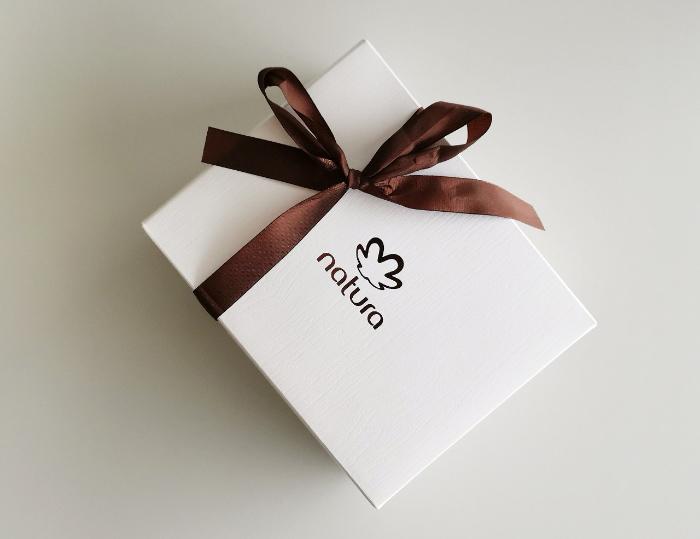 Caja de regalo Natura