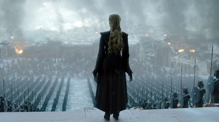 Game of Thrones S08E06 The Iron Throne, resumen del último episodio 4