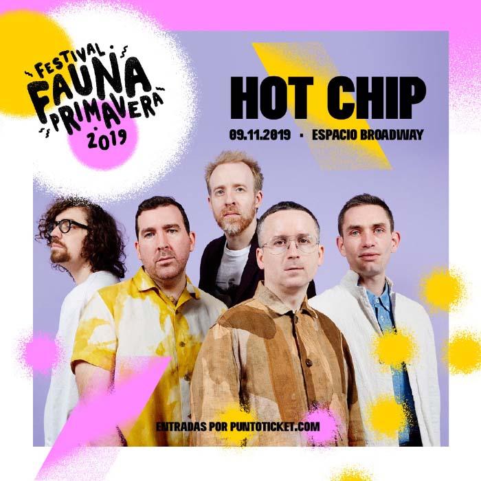 Hot Chip se suma a Fauna Primavera 2019 1