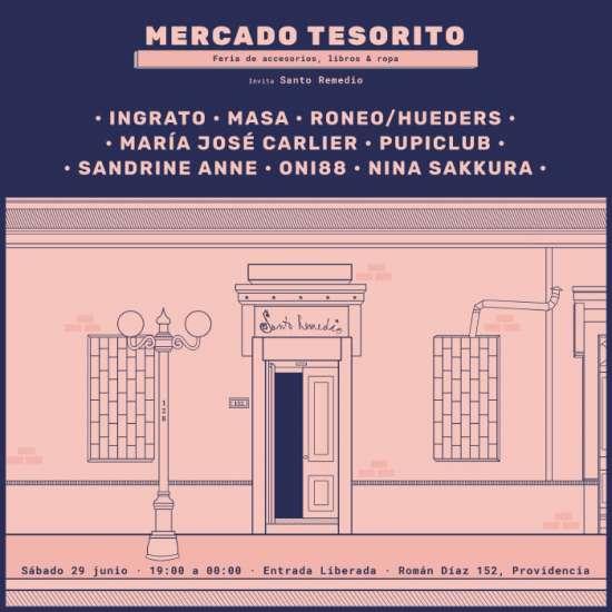 Mercado Tesorito