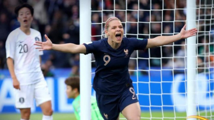 Mundial Femenino de fútbol Francia 2019: Primeros resultados (7, 8 y 9 de junio) 1