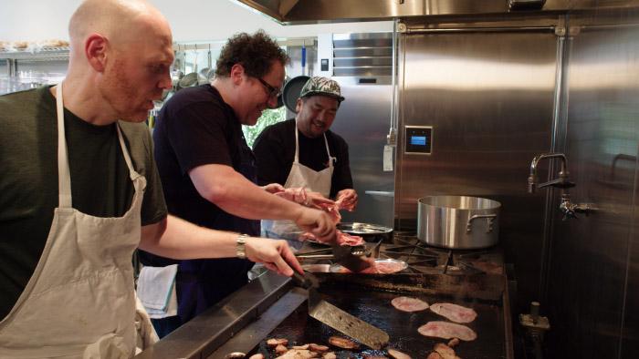 The Chef Show, la entretenida nueva serie sobre cocina de Jon Favreau 1