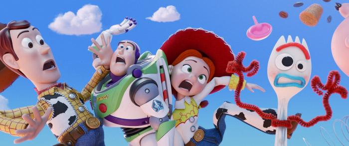 Toy Story 4 es tan buena como la imaginábamos 1