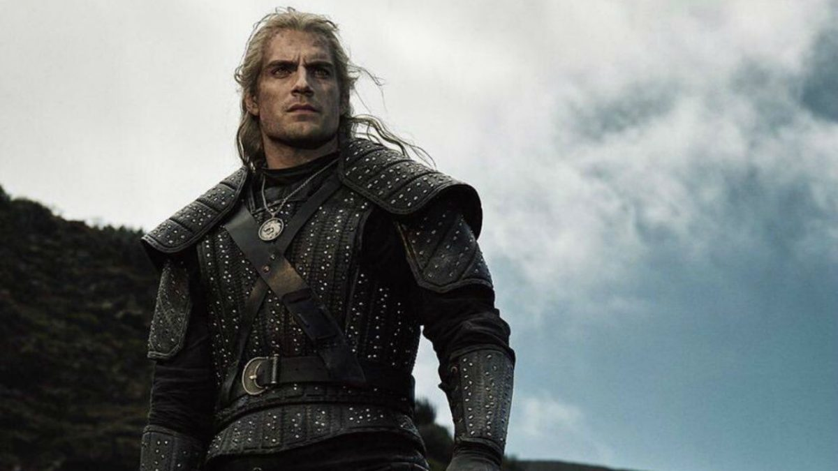 The Witcher llega a Netflix a fines del 2019 y nos trae a Henry Cavill 1