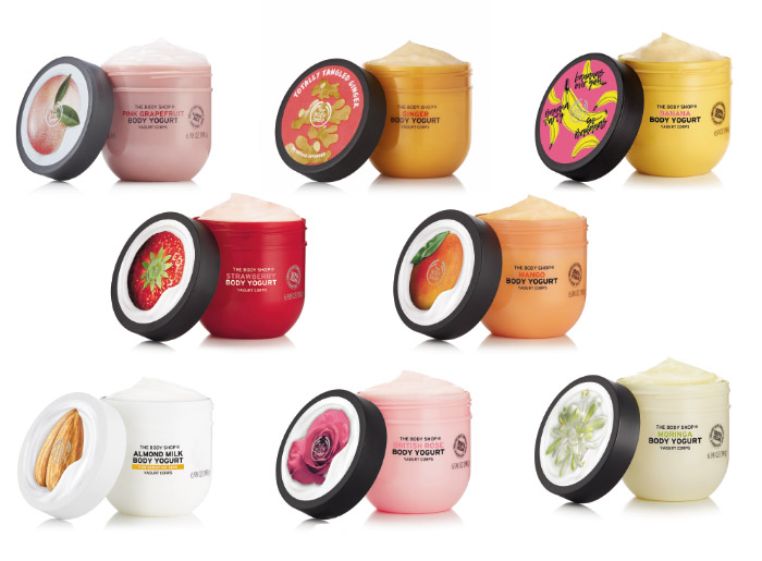 The Body Shop, cuidado de la piel contra el tested animal (+ concurso #MyBodyYogurts) 2