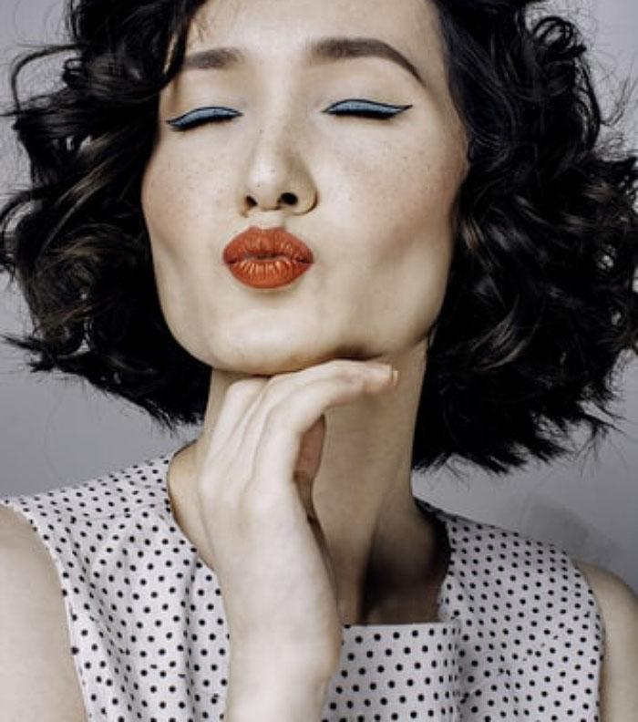 día del lipstik