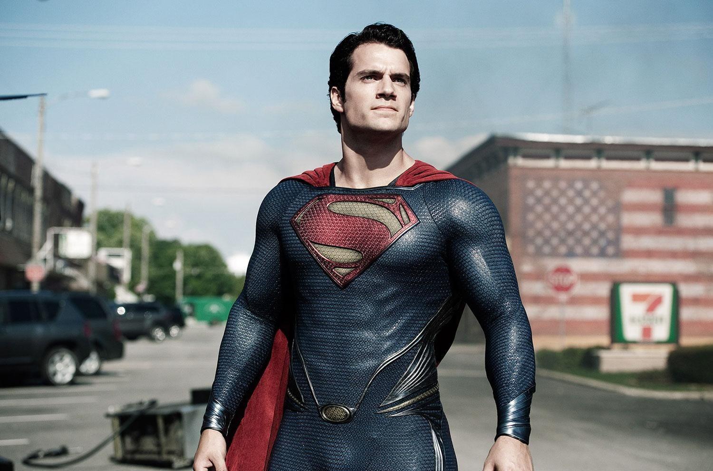 Henry Cavill será el nuevo Superman 3