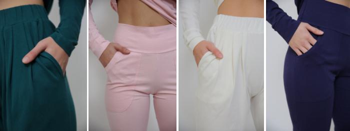 Pijamas Blackmoby: ropa cómoda para estar en casa 4