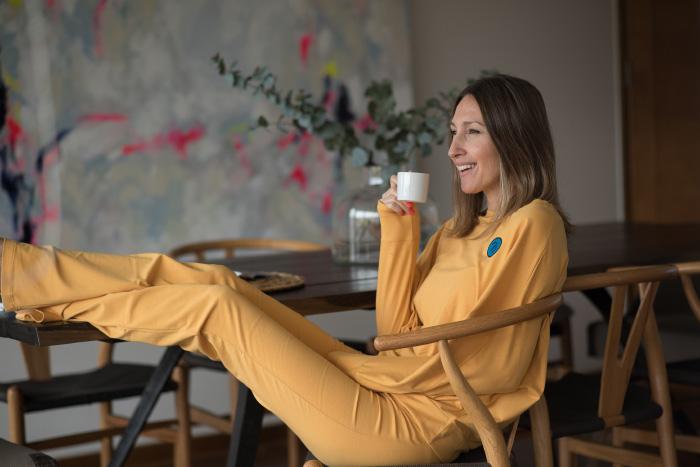 Pijamas Blackmoby: ropa cómoda para estar en casa 1
