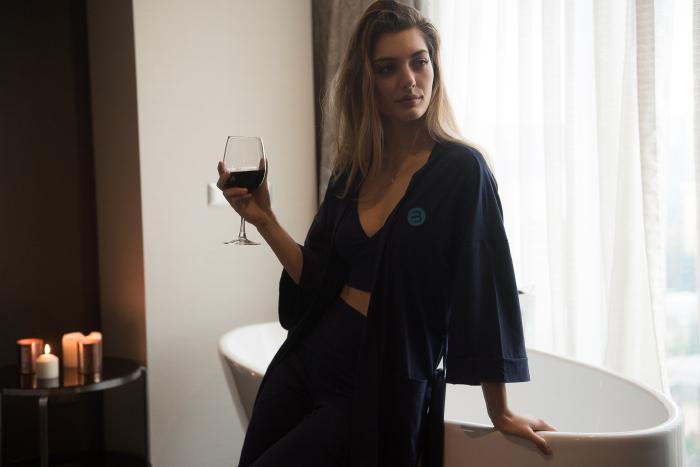Pijamas Blackmoby: ropa cómoda para estar en casa 3
