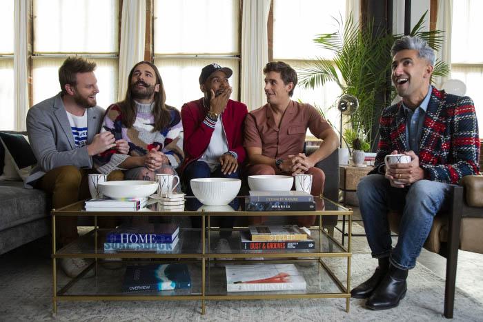Queer Eye estrena la temporada 4º en julio 3