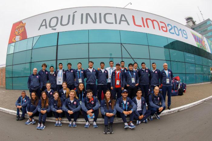 Entrevista a Isidora Niemeyer, campeona de remo en los Juegos Panamericanos Lima 2019 4