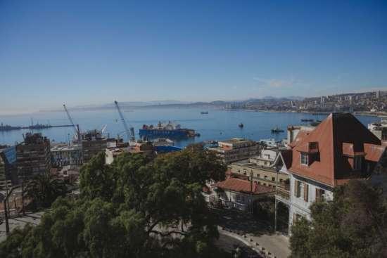 Move Valparaíso
