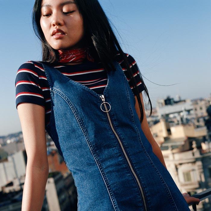 #Tonosdeazul en H&M: tu figura, tu Denim 4