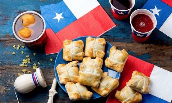 recetas para fiestas patrias