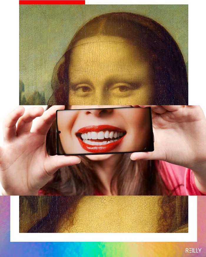 Mobile Masterpieces, la intervención artística tecnológica de Hey Reilly 3