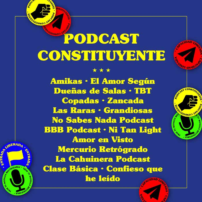 Reunión de Podcasts