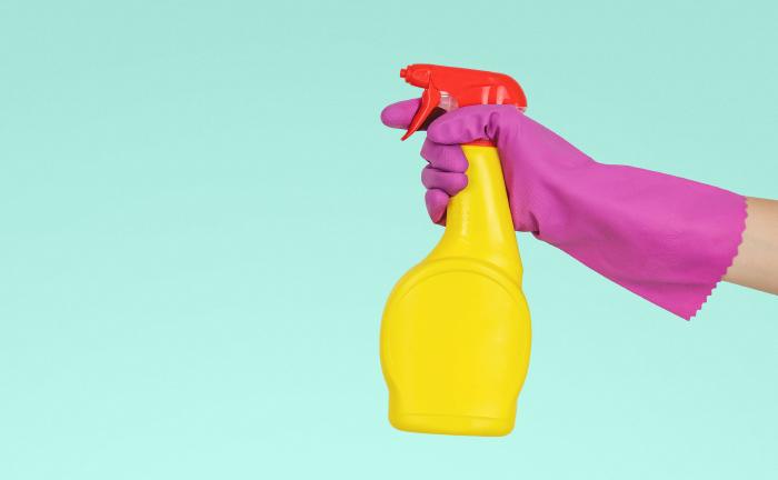 productos de limpieza amigables con el medioambiente