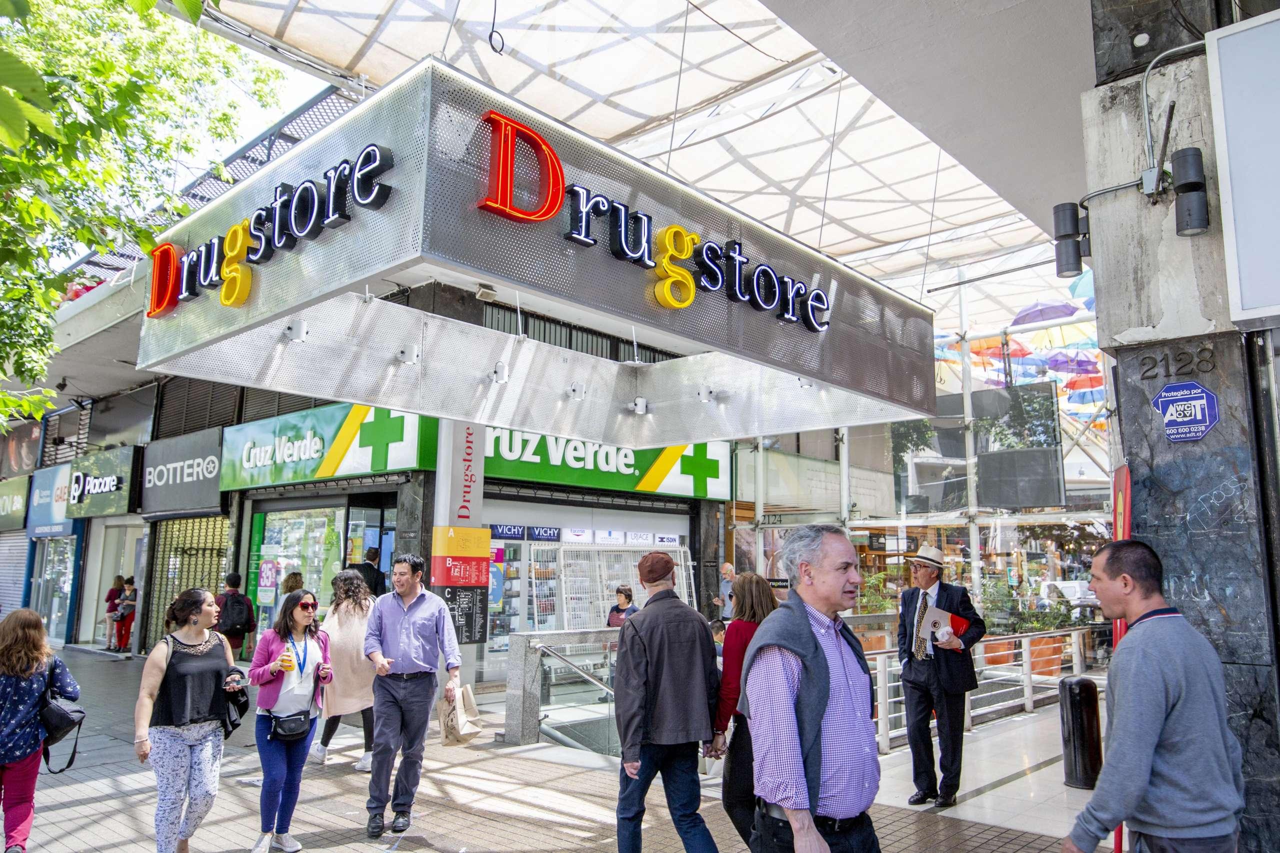 Galería Drugstore, diseño local y panoramas de fin de semana 1