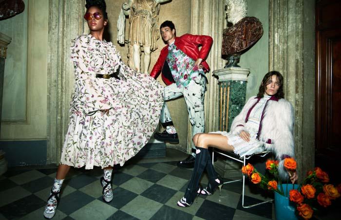 Giambattista Valli x H&M, una colección tan versátil y cómoda como sofisticada y glamorosa 1