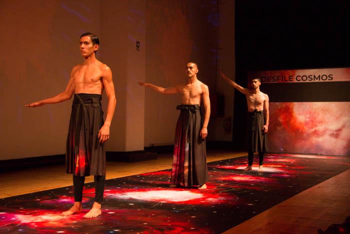 Pasarela Epson: Tecnología, moda y astronomía se unieron en el Desfile Cosmos 4