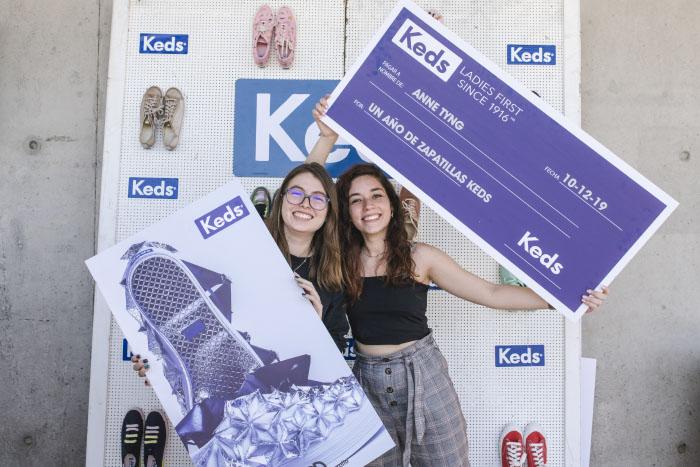 Anne Tyng inspira a las ganadoras del desafío Keds en la Universidad del Desarrollo 1