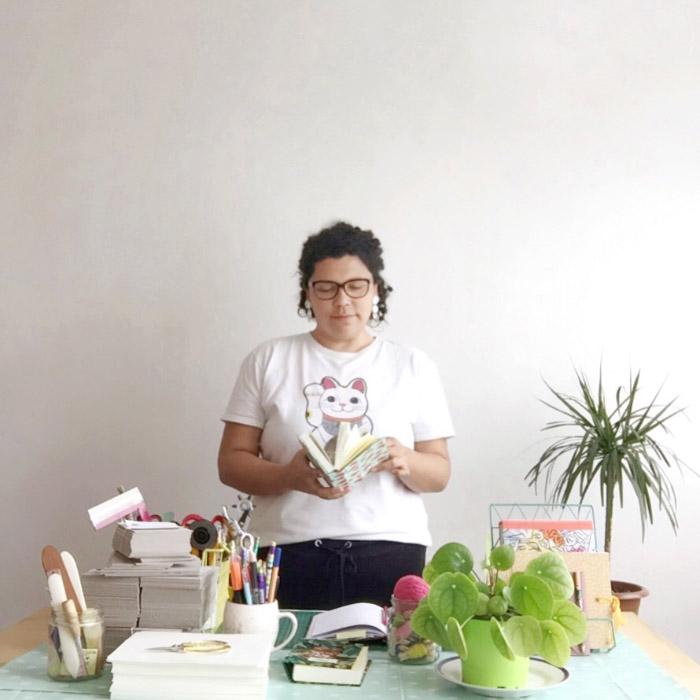 Lupicuadernos, un estudio de diseño y encuadernación artesanal 1