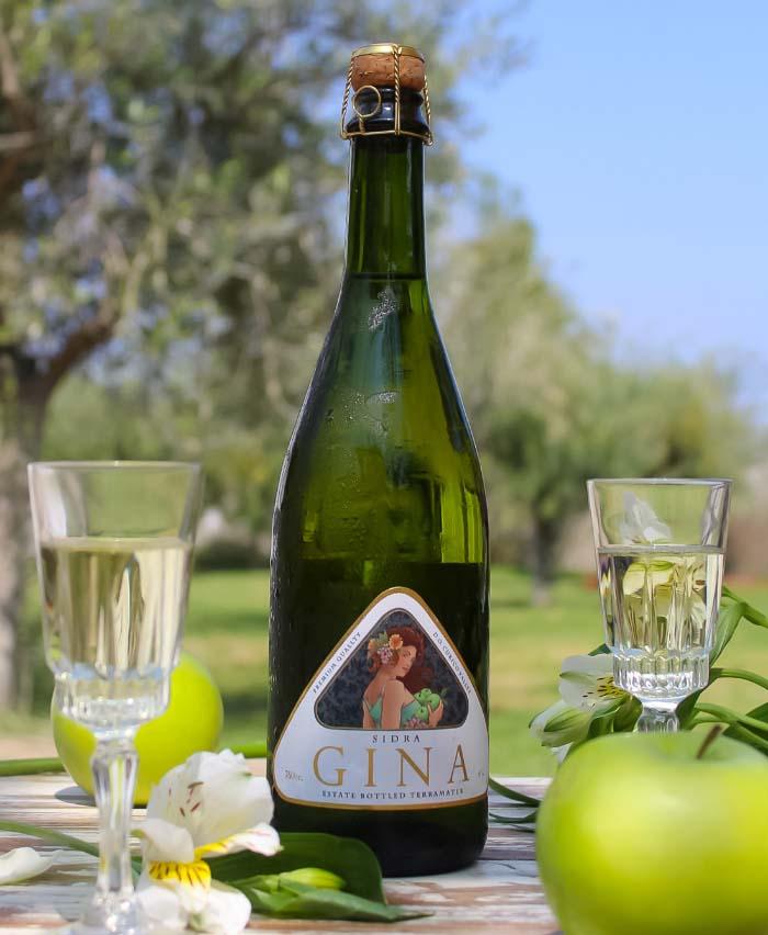 Gana con Gina, la sidra ideal para el verano 1