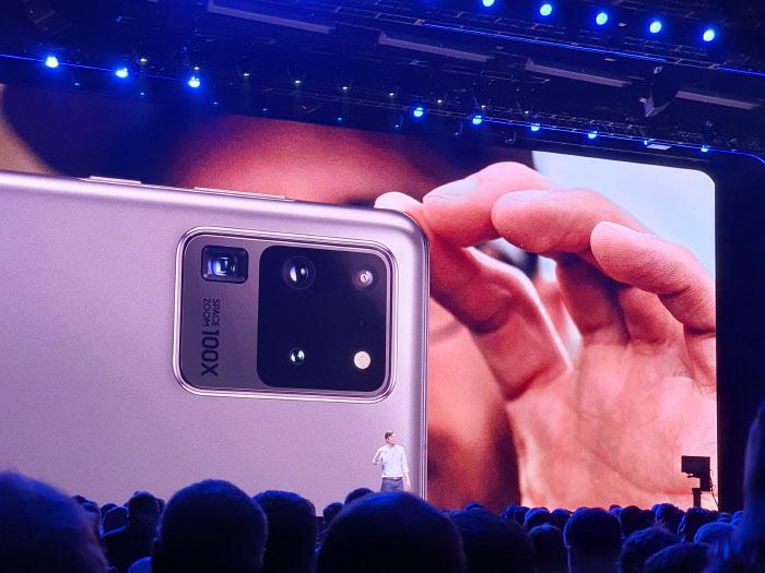 Samsung Galaxy S20, más inteligencia artificial y mejores fotos 1