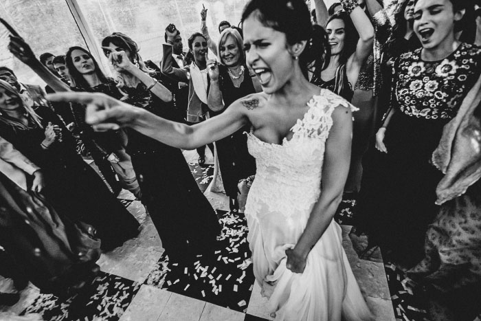 The Richters, video y fotos de matrimonio que registran el lado salvaje del amor 4