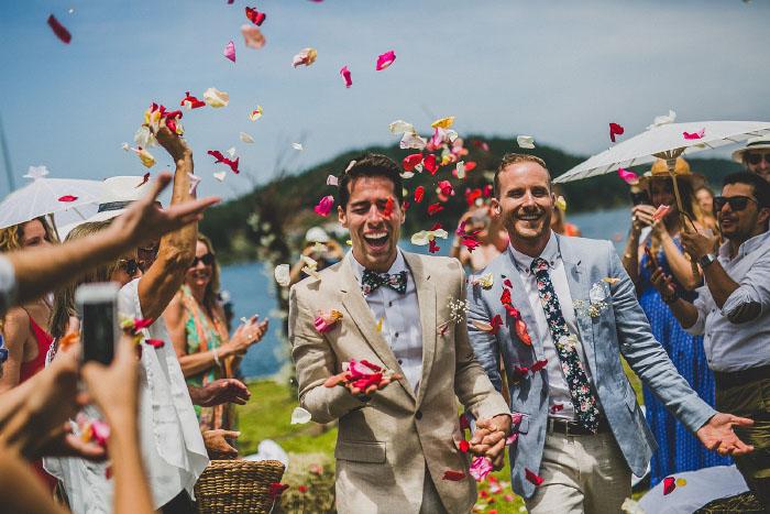 The Richters, video y fotos de matrimonio que registran el lado salvaje del amor 2