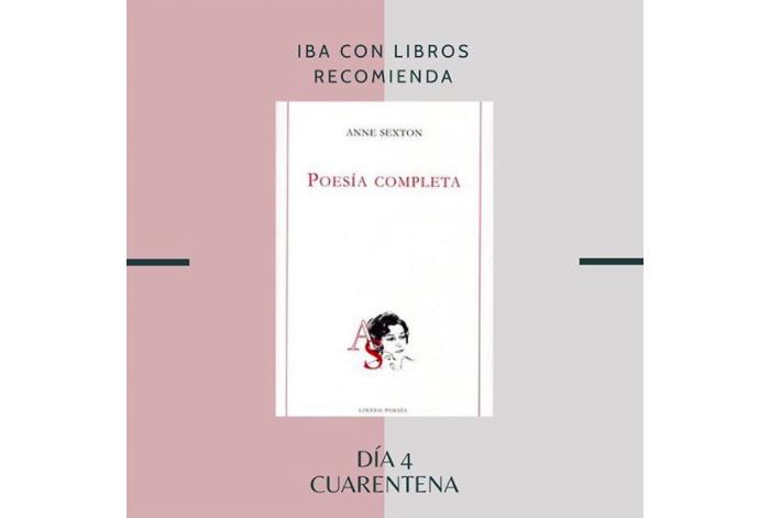 Libro & Cuarentena, una recomendación diaria de Iba con Libros 4