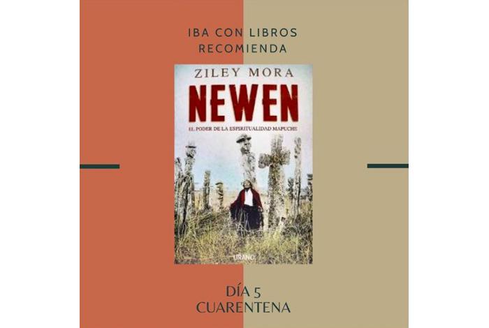 Libro & Cuarentena, una recomendación diaria de Iba con Libros 5