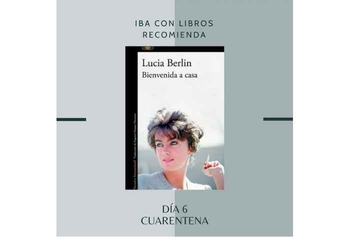 Libro & Cuarentena, una recomendación diaria de Iba con Libros 6