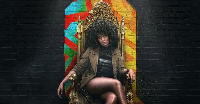 Queen Sono de Netflix