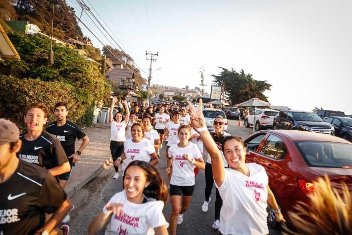 rumbo al maratón