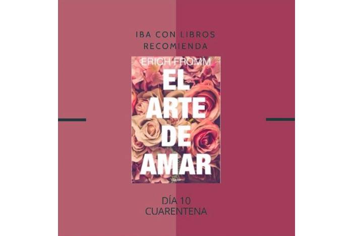 Libro & Cuarentena, una recomendación diaria de Iba con Libros 10
