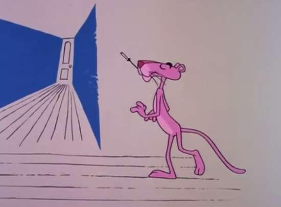 Pink Phink el primer corto de la Pantera Rosa