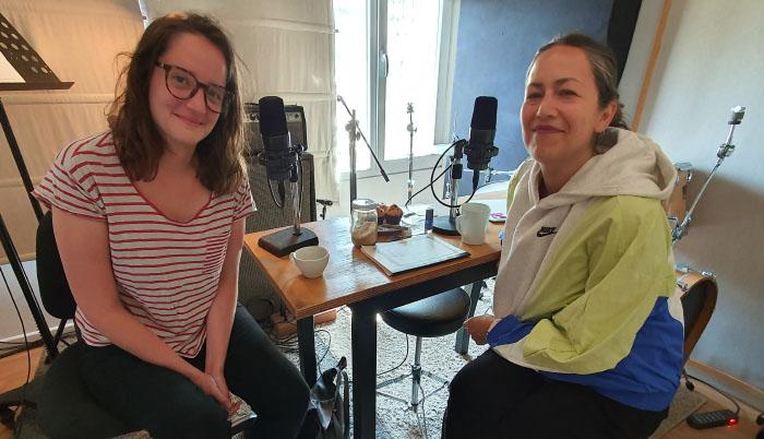 Nueva temporada de Podcast Zancada 16: María José Cumplido, historiadora; la calma de Uruguay y Alta Fidelidad, la serie 1