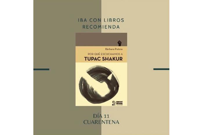 Libro & Cuarentena, una recomendación diaria de Iba con Libros 11