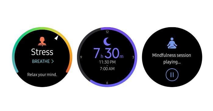Samsung Health, una app para manejar tu bienestar desde el celular 1