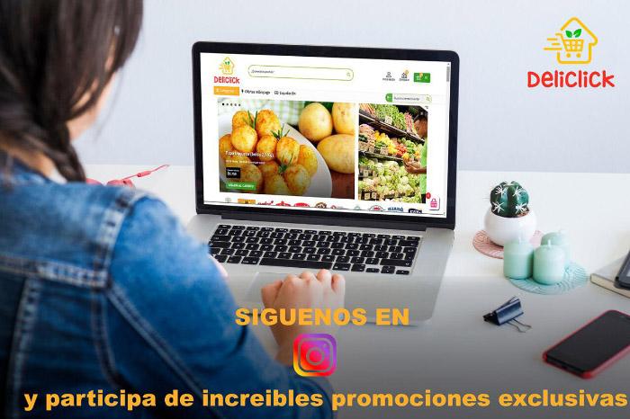 deliclick productos gourmet