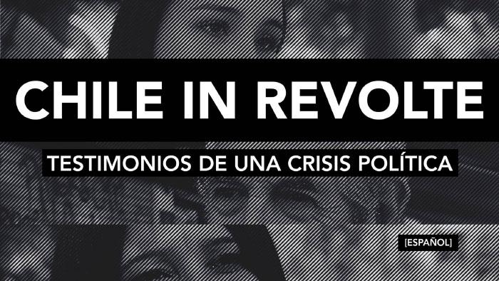 documental Chile in revolte