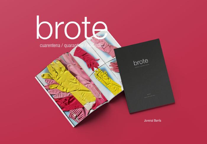Brote, arte visual desde el confinamiento en una bella edición digital 2