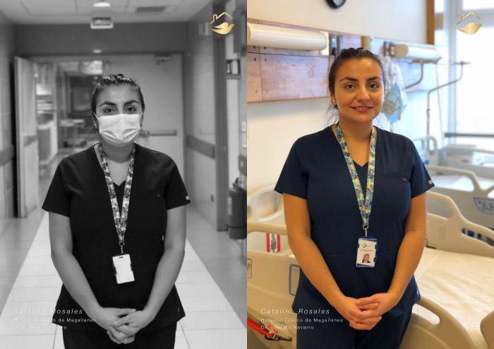 Coraje es Belleza: Ser enfermeras en zona extrema, la región de Magallanes 1