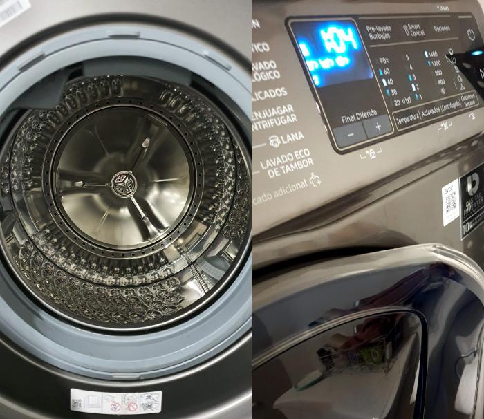 lavadora secadora Samsung