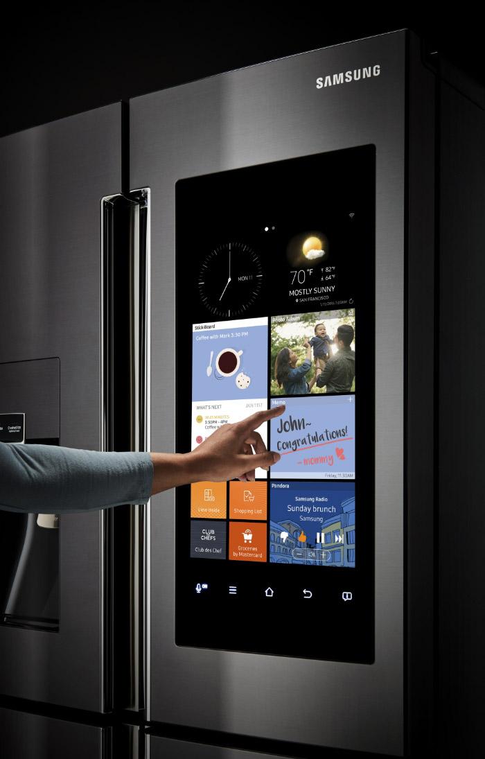 La organización de los refrigeradores inteligentes 2