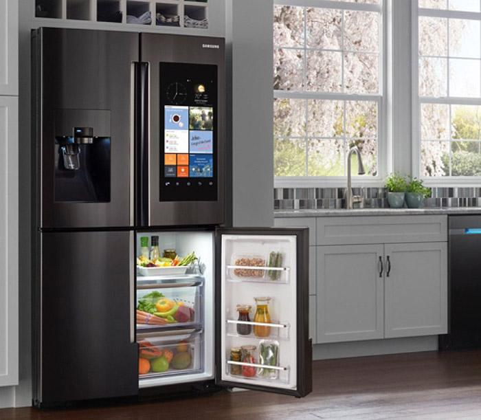La organización de los refrigeradores inteligentes 1