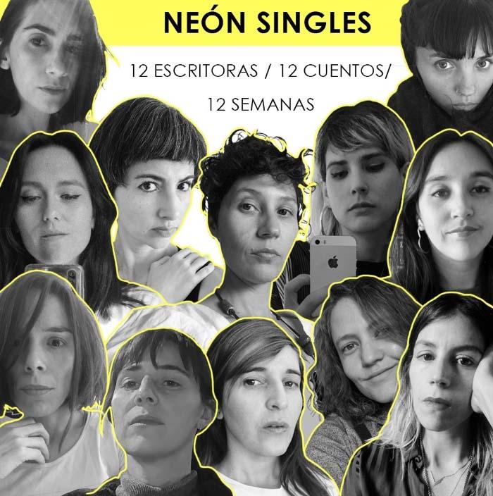 Las reflexiones en el encierro de Eleonora Aldea Pardo, escritora en Neón Singles 1